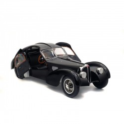 Bugatti Atlantic Type 57SC 1937 Black Solido S1802101