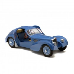 Bugatti Atlantic Type 57SC Grey Blue Solido S1802102