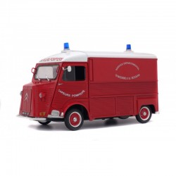Citroen Type HY 1969 Fire Solido S1850013