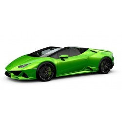 Lamborghini Huracan Evo Spyder Verde Selvans Looksmart LS502A