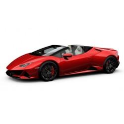 Lamborghini Huracan Evo Spyder Rosso Bia Looksmart LS502E