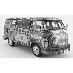 Volkswagen T1 Samba 1962 Woodstock Sunstar SUN5066