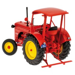 Tracteur Hanomag R35 1955 Rouge Minichamps 109153071