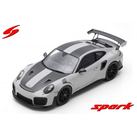 Porsche 911 GT2 RS Weissach Package 2018 Spark 18S299