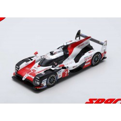 Toyota TS050 Hybrid 7 24 Heures du Mans 2018 Spark 18S341