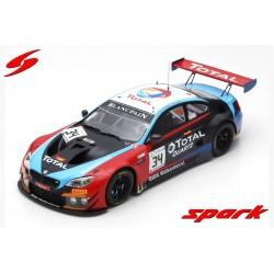 BMW M6 GT3 34 Winner 24 Heures de Spa Francorchamps 2018 Spark 18SB010