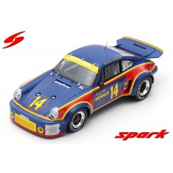 Porsche 911 Carrera RSR 3.0 14 Winner 12 Heures de Sebring 1976 Spark 18SE76