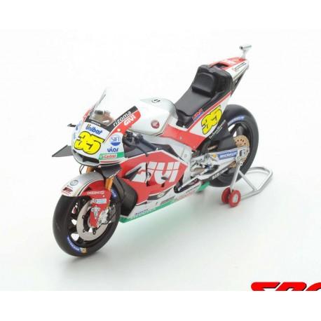 Honda RC213V 35 Cal Crutchlow Moto GP République Tchèque 2016 Spark M12013
