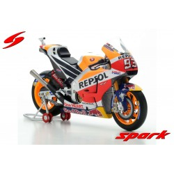Honda RC213V 93 Marc Marquez Moto GP 2017 Spark M12015