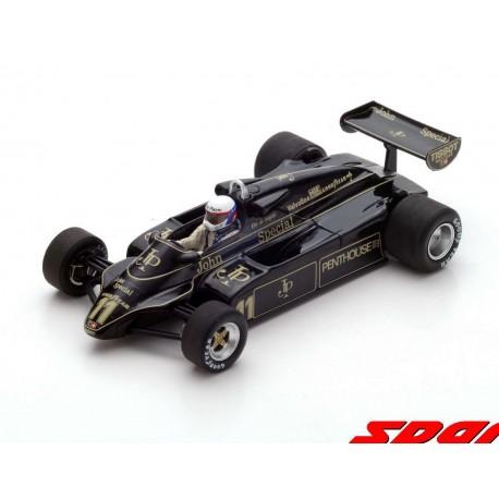 Lotus 91 11 F1 Autriche 1982 Elio de Angelis Spark S5352