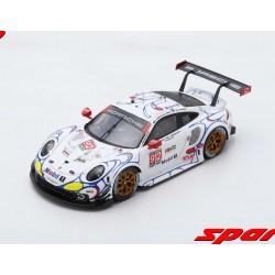 Porsche 911 RSR 912 Petit Le Mans 2018 Spark S5849