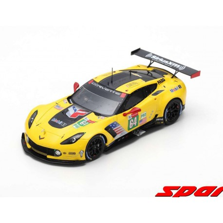 Spark C7 24 Mans Heures r Corvette 64 Du S7031 Chevrolet 2018 jGLUzqVpSM