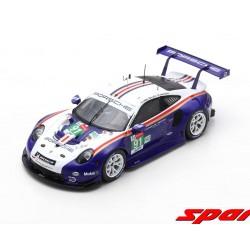 Porsche 911 RSR 91 24 Heures du Mans 2018 Spark S7032