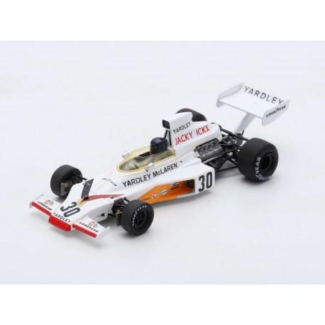 McLaren M23 30 F1 Allemagne 1973 Jacky Ickx Spark S7145
