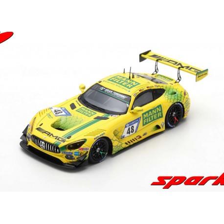 Mercedes AMG GT3 48 24 Heures du Nurburgring 2018 Spark SG412