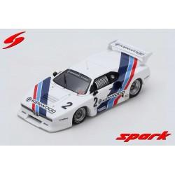 BMW M1 GR.5 2 6 Heures de Mosport 1981 Hobbs Stuck Spark SUS043