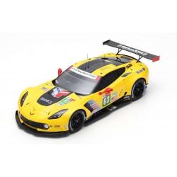 Chevrolet Corvette C7.R 63 24 Heures du Mans 2018 Spark 18S402