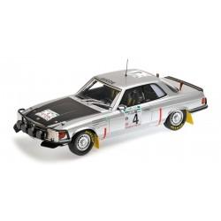 Mercedes-Benz 450 SLC 5.0 4 Rallye Bandama 1979 Waldegard Thorszelius Minichamps 107793204