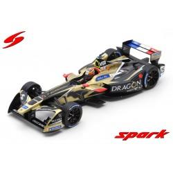 Techeetah Formula E 25 Champion 2017 2018 Jean Eric Vergne Spark 18FE04