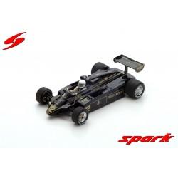 Lotus 91 12 F1 France 1982 Geof Lees Spark S5354