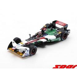 Audi Sport ABT Schaeffler Formule E 66 Berlin 2018 Daniel Abt Spark S5931