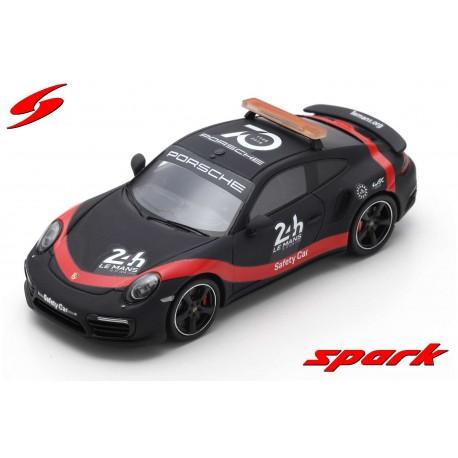 Porsche 911 Turbo Safety Car 24 Heures du Mans 2018 Spark S7046