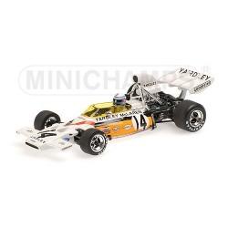 McLaren Ford M19 F1 Afrique du Sud 1972 Peter Revson Minichamps 530720014