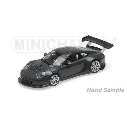 Porsche 911 GT3 R (991) 161 Nurburgring Test 2015 Manthey Racing Minichamps 437166600