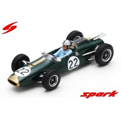 Brabham BT3 22 F1 Italie 1963 Jack Brabham Spark S5262