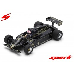 Lotus 91 12 F1 Brésil 1982 Nigel Mansell Spark S5353