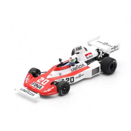 Williams FW04 20 F1 USA 1975 Lella Lombardi Spark S5930