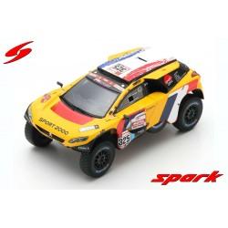 Peugeot 2008 DKR 325 PH Sport Rallye Dakar 2019 Lachaume Polato Spark S5628