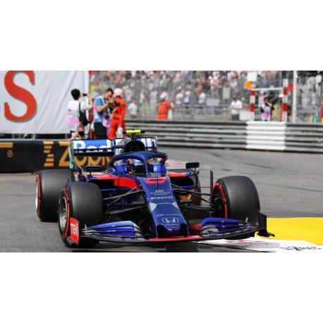 Scuderia Toro Rosso Honda STR14 F1 Monaco 2019 Alexander Albon Minichamps 417190623