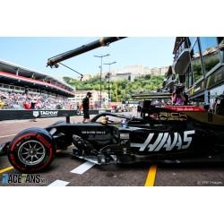 Haas F1 Ferrari VF19 F1 Monaco 2019 Romain Grosjean Minichamps 417190608