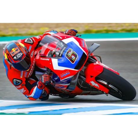 Honda RC213V 6 Moto GP 2019 Stefan Bradl Minichamps 122191106