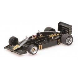Lotus Renault 94T F1 1983 Elio De Angelis Minichamps 417830011