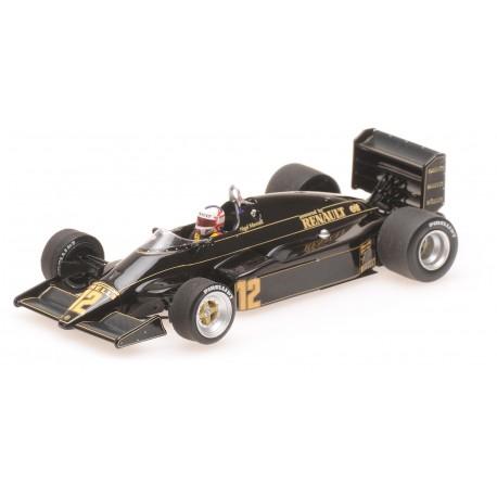 Lotus Renault 94T F1 1983 Nigel Mansell Minichamps 417830012