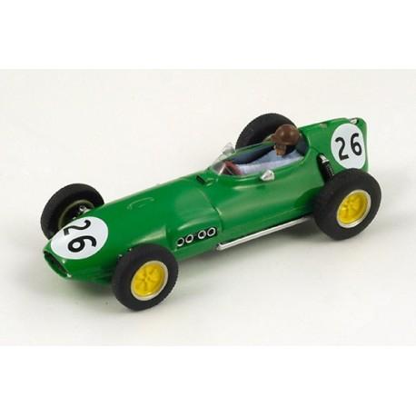 Lotus 16 F1 Angleterre 1960 David Piper Spark S1822