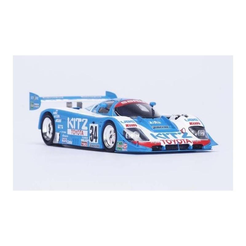 Toyota 92 Cv 34 24 Heures Du Mans 1992 Spark S2367