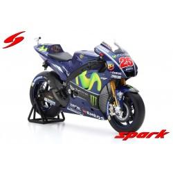 Yamaha YZR M1 25 Maverick Vinales Moto GP 2017 Spark M12024