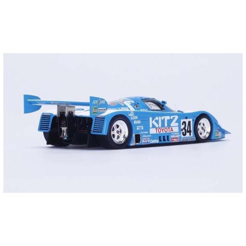Toyota 92 Cv 34 24 Heures Du Mans 1992 Spark S2367 Miniatures Minichamps