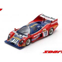 Rondeau M382 11 24 Heures du Mans 1982 Spark S2274