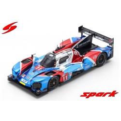 BR Engeneering BR1 AER 11 24 Heures du Mans 2018 Spark S7008