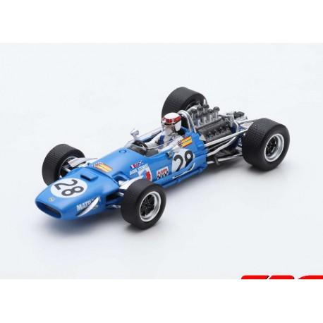 Matra MS10 28 F1 France 1968 Jackie Stewart Spark S7181
