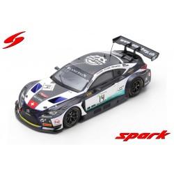 Lexus RC F GT3 14 24 Heures de Spa Francorchamps 2018 Spark SB211