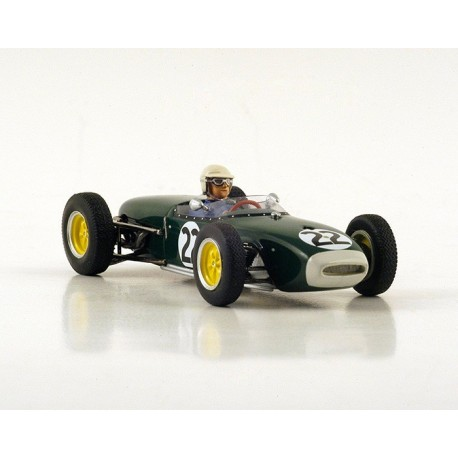 Lotus 18 F1 France 1960 Ron Flockhart Spark S1823