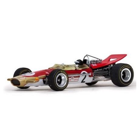 Lotus 48B 2 F1 Grand Prix de Belgique 1968 Jackie Oliver Vitesse VI27805