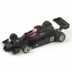 Shadow DN9 17 F1 Grand Prix d'Angleterre 1978 Clay Regazzoni Spark S3833