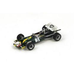 Lotus 69 F2 3 Grand Prix du Castellet 1970 Graham Hill Spark S2146