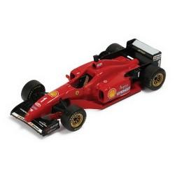 Ferrari F310 1 F1 Grand Prix d'Espagne 1996 Michael Schumacher IXO SF1096